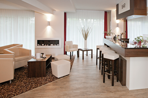 lobby aparthotel oberhof