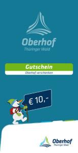 Oberhof Gutschein